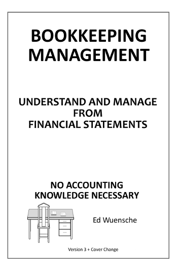 new Bookkeeping Management cover
